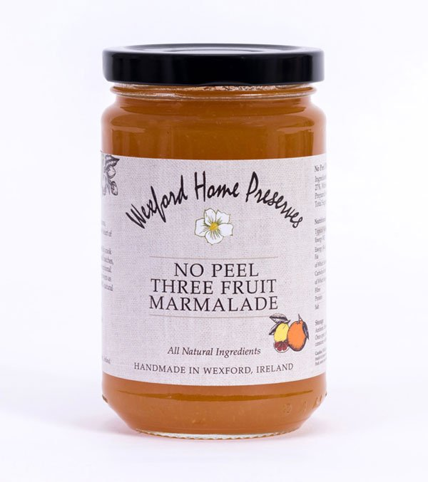 no peel three fruit marmalade-wexford preserves ireland
