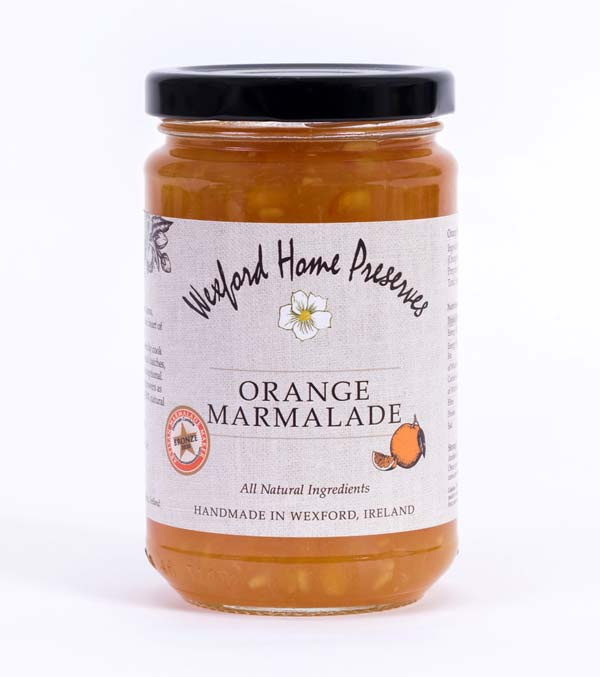 orange marmalade wexford preserves ireland