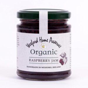 organic raspberry jam wexford preserves ireland
