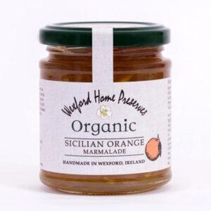 organic sicilian orange marmalade-wexford preserves ireland