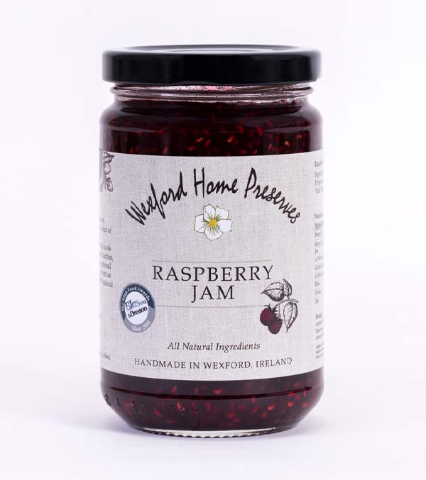 raspberry jam wexford preserves ireland