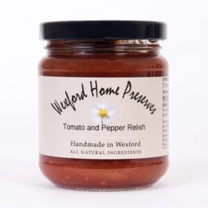 tomato and pepper relish wexford preserves ireland