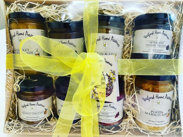 Wexford-Home-Preserves-Pick-Your-Own-Selection-Hamper-Yellow-Ribbon