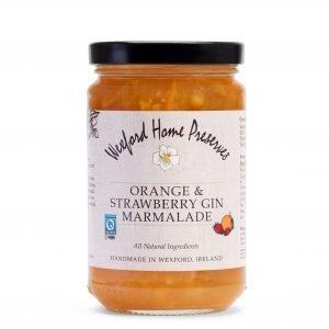 Wexford Home Preserves Orange & Strawberry Gin Marmalade